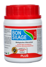 BONSILAGE PLUS siliert Grassilage