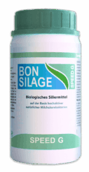 BONSILAGE SPEED G siliert messbar schneller